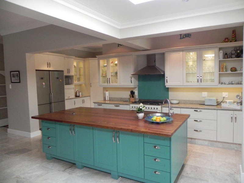 Custom kitchen by personal touch cabinets 09 personal for A one kitchen cabinets ltd